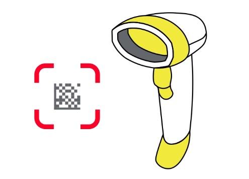 оборудование для маркировки и сканер
