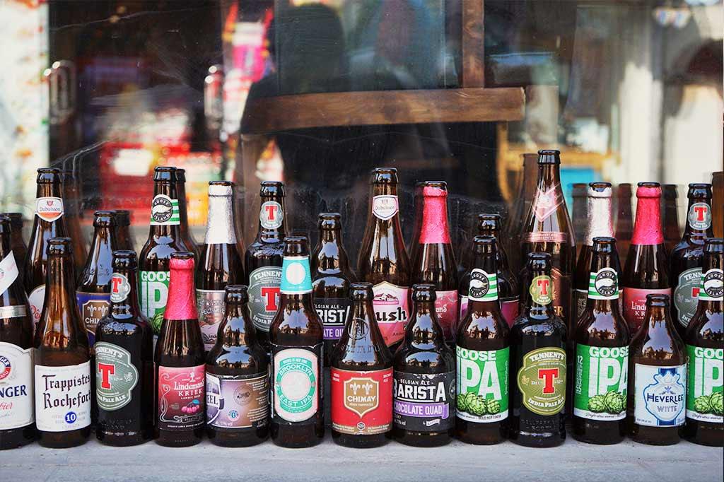 маркировка пива и пивных напитков честный знак
